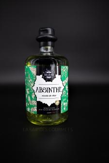Absinthe Verte - La Baie des Gourmets