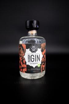 Gin au coquelicot - La Baie des Gourmets