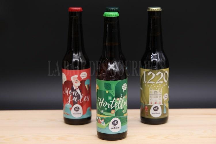 L'Hortellus, bière IPA - La Baie des Gourmets