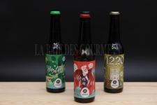 Boisson - Bière - Blanche - Mon Jules, bière blanche - La Baie des Gourmets