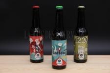 Boisson - Bière - Blonde - Ch'lafleur, bière blonde - La Baie des Gourmets