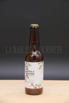 Boisson - Bière - Blonde - Bière à l'absinthe - La Baie des Gourmets