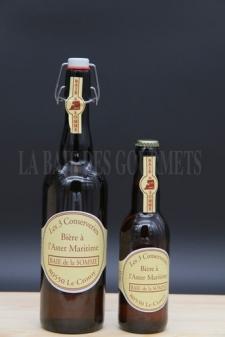 Boisson - Bière - Blonde - Bière à l'aster (oreilles de cochon) - La Baie des Gourmets