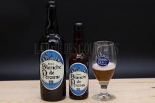 Blanche de Péronne, bière blanche - La Baie des Gourmets