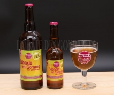 Boisson - Bière - Blonde - Blonde en Somme, bière blonde - La Baie des Gourmets
