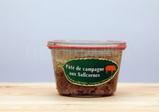 Terrine de Campagne aux Salicornes - La Baie des Gourmets
