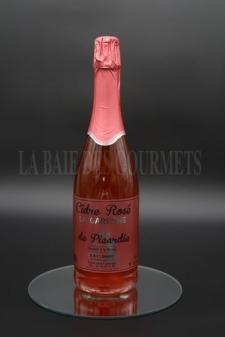 Boisson - Apéritif - Cidre Rose - La Baie des Gourmets