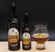 Colvert, bière blonde - La Baie des Gourmets