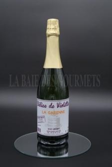 Boisson - Apéritif - Délice de Violette - La Baie des Gourmets