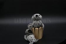 Doudou phoque - La Baie des Gourmets