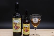 Fanette, bière blonde - La Baie des Gourmets