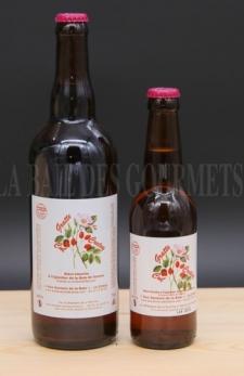 Boisson - Bière - Blanche - Gratte Cul, bière blanche à l'églantier - La Baie des Gourmets
