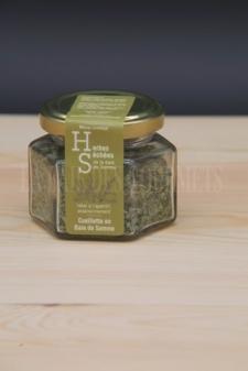 Salé - Condiment - Herbe de la baie de somme - La Baie des Gourmets
