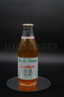 Boisson - Jus de pomme - La Baie des Gourmets