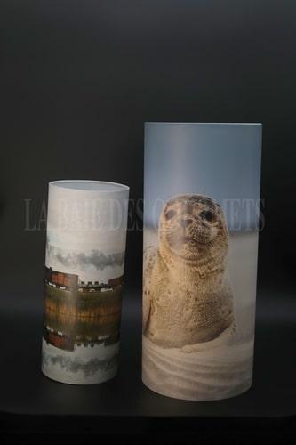 Lampe 29cm - La Baie des Gourmets