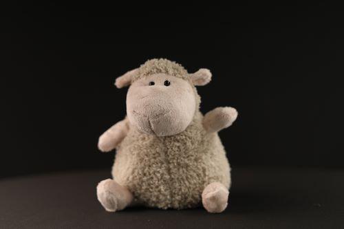 Peluche mouton - La Baie des Gourmets