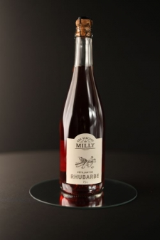 Boisson - Apéritif - Nectar de rhubarbe - La Baie des Gourmets