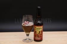 Poppy, bière blonde - La Baie des Gourmets
