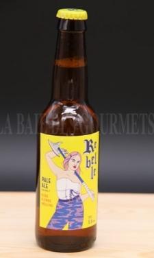 Boisson - Bière - Blonde - Rebelle - La Baie des Gourmets