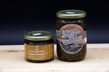 Salé - Condiment - Salicornes au vinaigre (passe-pierre) - La Baie des Gourmets