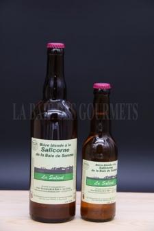 Boisson - Bière - Blonde - Salicot, bière blonde aux salicornes - La Baie des Gourmets