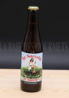 Boisson - Bière - Blonde - Sarcelle à talons, bière blonde - La Baie des Gourmets