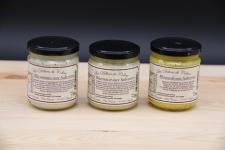 Salé - Condiment - Moutarde aux salicornes - La Baie des Gourmets