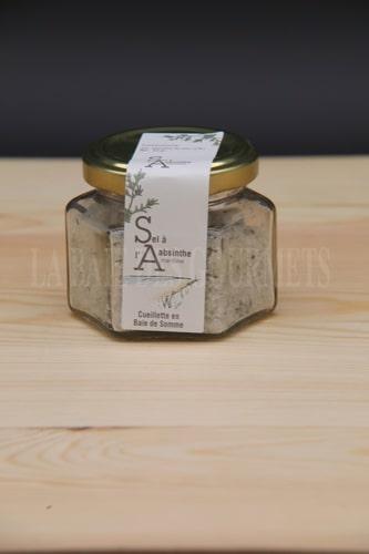 Sel aromatisé - La Baie des Gourmets