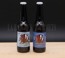 Boisson - Bière - Blonde - St Valery beer, bière blonde - La Baie des Gourmets