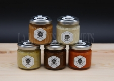 Salé - Condiment - Tartinable - La Baie des Gourmets