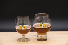 Souvenir - Verre - Colvert verre - La Baie des Gourmets